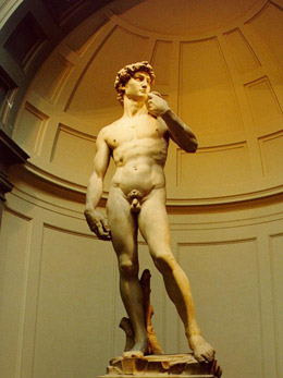Il David - Michelangelo