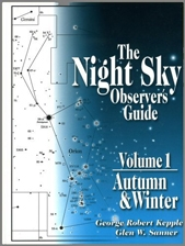 Night Sky Observers Guide