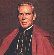Fulton J. Sheen - Bishop