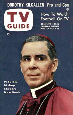 Fulton Sheen on Tv